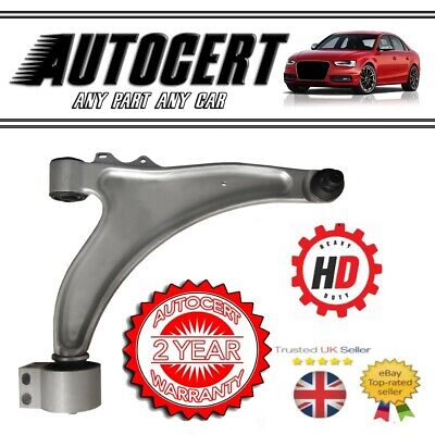 FOR VAUXHALL ASTRA J MK6 FRONT LEFT RIGHT LOWER TRACK CONTROL WISHBONE ARMS 09