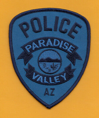 H21 * Srt Paradise Valley Swat Arizona State Hway Police Old Patch Maricopa