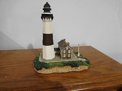 Montauk Point Lighthouse - Danbury Mint - Beacons By The Sea - Certificate