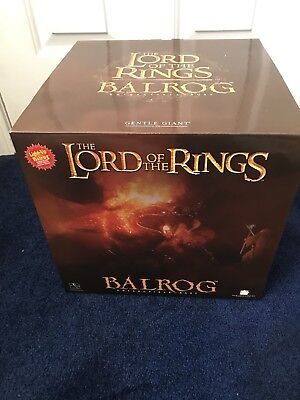 Lord Of The Rings Balrog Bust