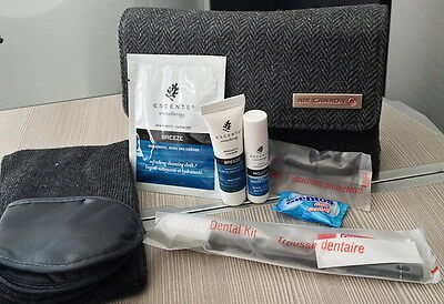 New/Unopened Air Canada Business Class Amenity Kit