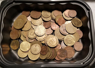 Lqqk!!  Lot Of 95 German Pfennig Coins - Unsearched!!! - #3316