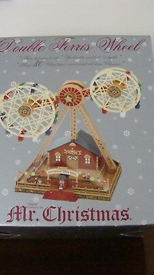 """Mr. Christmas """"Double Ferris Wheel"""" New in Box (Other)"""