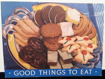 Good Things To Eat 1938 Recipe Booklet Church & Dwight Co.