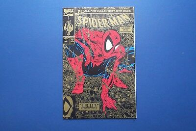 SPIDER-MAN ,1st All-New Collector's Item Issue (Gold) (9.2 NM- )
