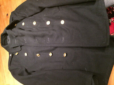 Lot Of 3 French And German Navy Coat And Jacket
