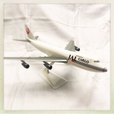 JAL CARGO BOEING 747 w/stand ~RARE~FREE FAST SHIPPING