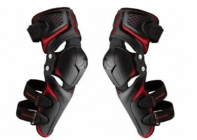 EVS Adult MX ATV Epic Knee Pads (Pair) S-XL