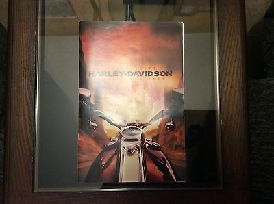 Harley Davidson Model Year 2000 Sale Color Brochure Booklet