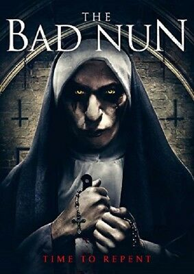 The Bad Nun (Lucy Chappell Tiffany-Ellen Robinson) New DVD IN STOCK NOW