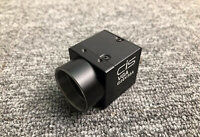1PC  CIS VGA G20V30A industrial black and white CCD camera Tested