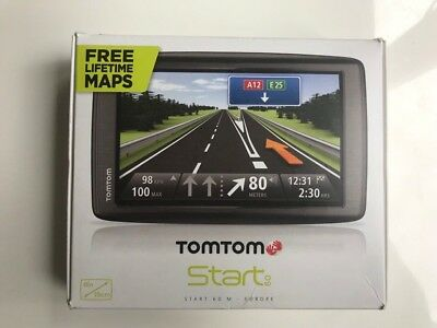 TomTom Start 60 M Europa ( 2013 ) Navigationsgerät ** TOP ZUSTAND **