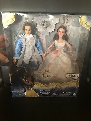 Disney Barbie & Ken The Beauty and The Beast Royal Celebration