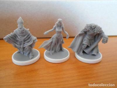 Zombicide Black Plague - 3 Zombies Npc - Snow White, Headless, Pope (Cd)