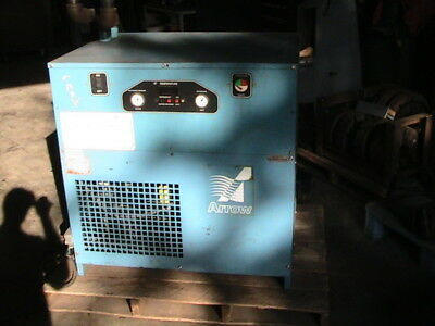 Arrow 250 CFM Air dryer, Non Cycling