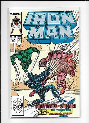 Iron Man #229 High Grade (9.0) Marvel
