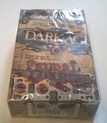 DARK AGE Feudal Lords Collectable Trading Card Game SEALED 65 Card STARTER DECK