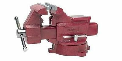 "WILTON Workshop Vise Swivel 5 1/2"" Jaw Clamping Vice Pipe Tight Grip Tool Garage"