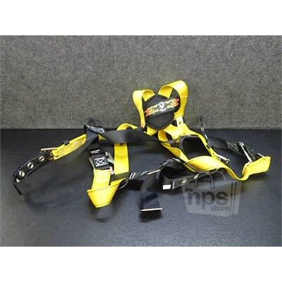 Guardian 01706 Universal Saftey Harness With TB Leg Straps & 3 D-Rings XL-XXL