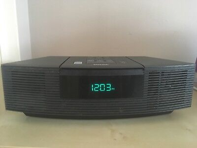 Bose AWRC-3G Audio Shelf System CD Player is faulty