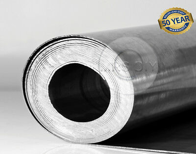 BSEN12588 Code 3 LEAD ROLLS Lead Flashing 1m to 6m Rolls Drainage Roofing Repair