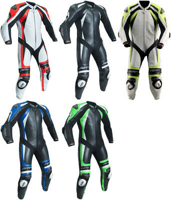 RST Mens CPXC II CE Approved 1 Piece Armored Leather Suit