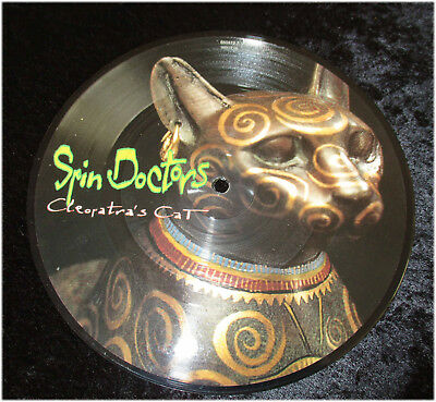 "7"" Single (Pic Disc)--Spin Doctors  ""Friends • Cleopatra's Cat ""  UK 1994"
