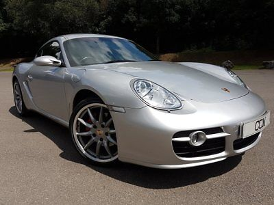 2006 Porsche Cayman 3.4 S 987 Only 33K Miles *immaculate Loved Example* 2 Keys