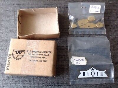 Vienna Clock Parts NOS NEW OLD STOCK From Clockmakers Parts Collection