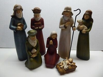 Demdaco  Seven Piece Nativity