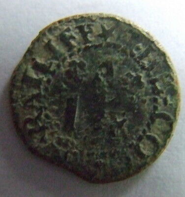 Unrecorded 17th Century Traders Token (Ratliff) Research Needed (Detector Find