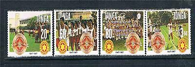 Tonga 1997 Tonga High School SG 1393-6 MNH