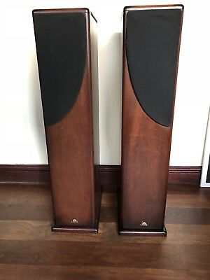 Pair of Castle Harlech  S2 speakers