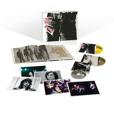 The Rolling Stones - Sticky Fingers   Box Set, Deluxe Edition