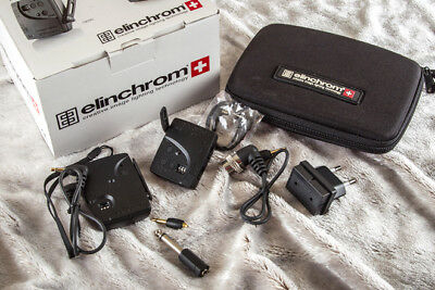 Elinchrom Flash Transmitter And Reciever