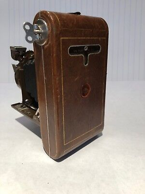Kodak Vanity Camera in Brown Great Condition.