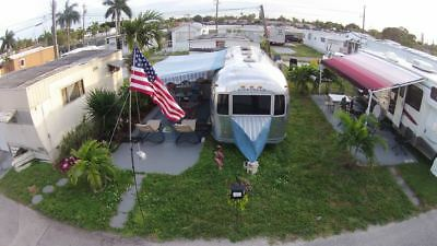 1976 Airstream Tradewinds 25'