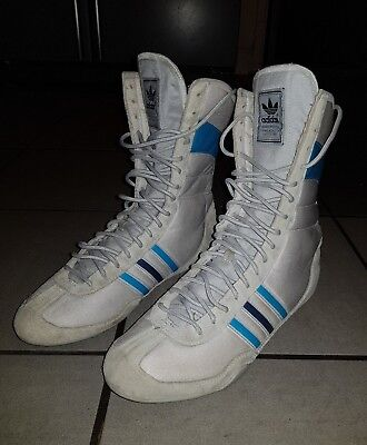 Mens Adidas Boxing Boots Size 8
