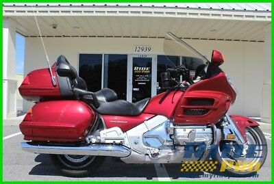 Honda Gold Wing®  2002 Honda Gold Wing GL1800 GOLDWING LOW MILES PERFECT CHEAP TO TRIKE !
