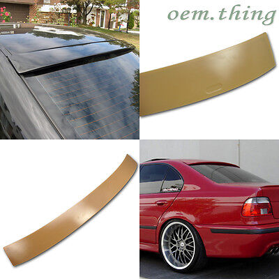 Bmw E39 5 Series Rear Roof Spoiler Wing A Type 520I M5 530I 540I