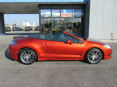 Mitsubishi Eclipse 2dr Spyder Automatic GT PYDER GT CONVERTIBLE LOW MILES MINT CONDITION CLEAN CARFAX TITLE !!
