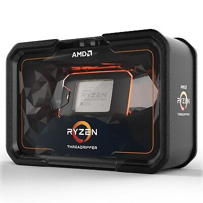 AMD Ryzen Threadripper 2990WX Processor 64MB 3GHz 32 Core 64 Thread Desktop CPU