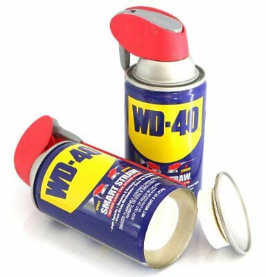 WD-40 Safe Can Diversion Stash Container Safes Personal Security Everything Else