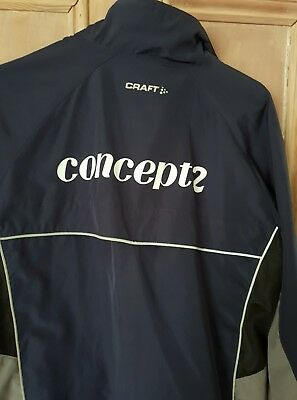 Large Concept 2 Rowing Jacket