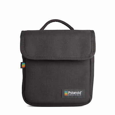 Polaroid Originals Black 600 & SX-70 Box Camera Bag