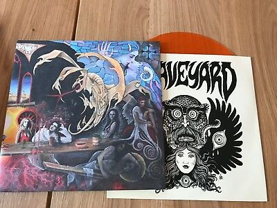 GRAVEYARD Graveyard LP limited Orange Color Vinyl Witchcraft Baroness