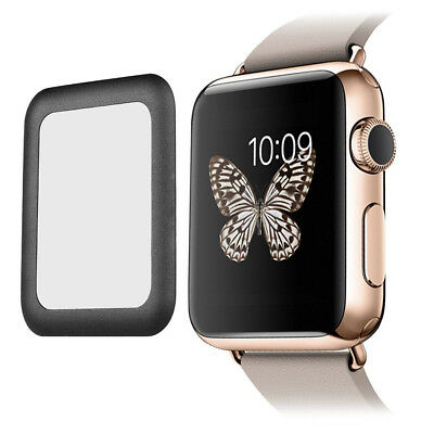 US Top Sale 42mm Covered Tempered Glass Screen Protector For Apple Watch Series