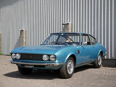 1968 Fiat Dino 2000 Coupe