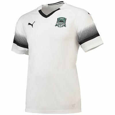 FC Krasnodar Football Away Shirt Jersey Tee Top 2018 19 Mens PUMA