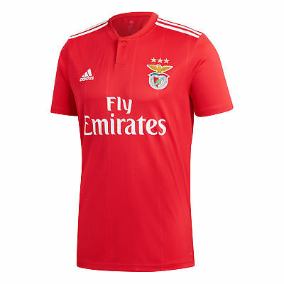 Benfica Football Home Jersey Shirt Tee Top 2018 19 Mens adidas